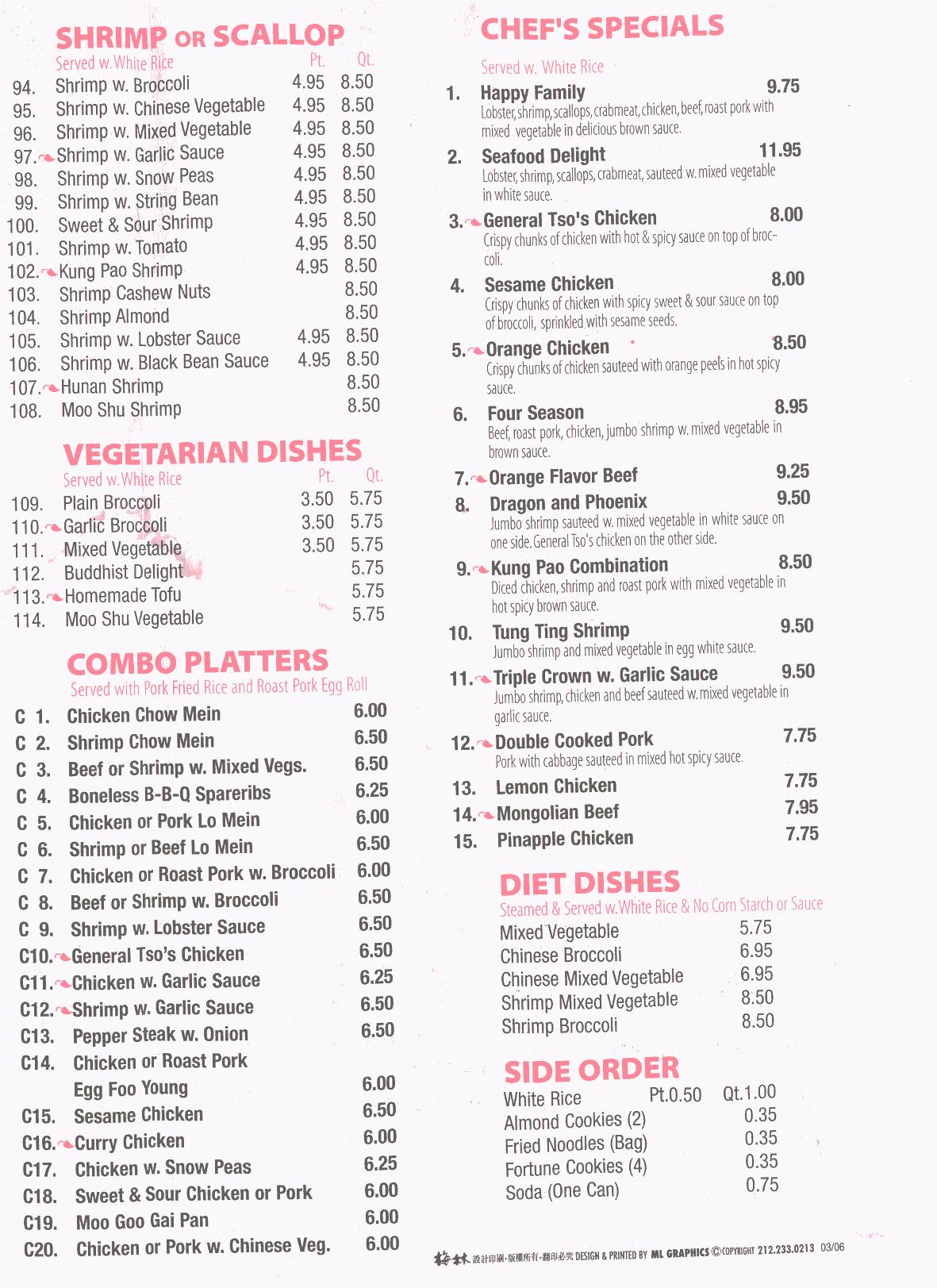 Chinese Food Buffet Mishawaka