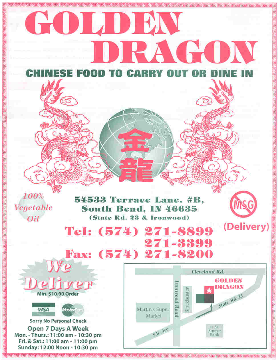 Chinese Food Delivery South Miami